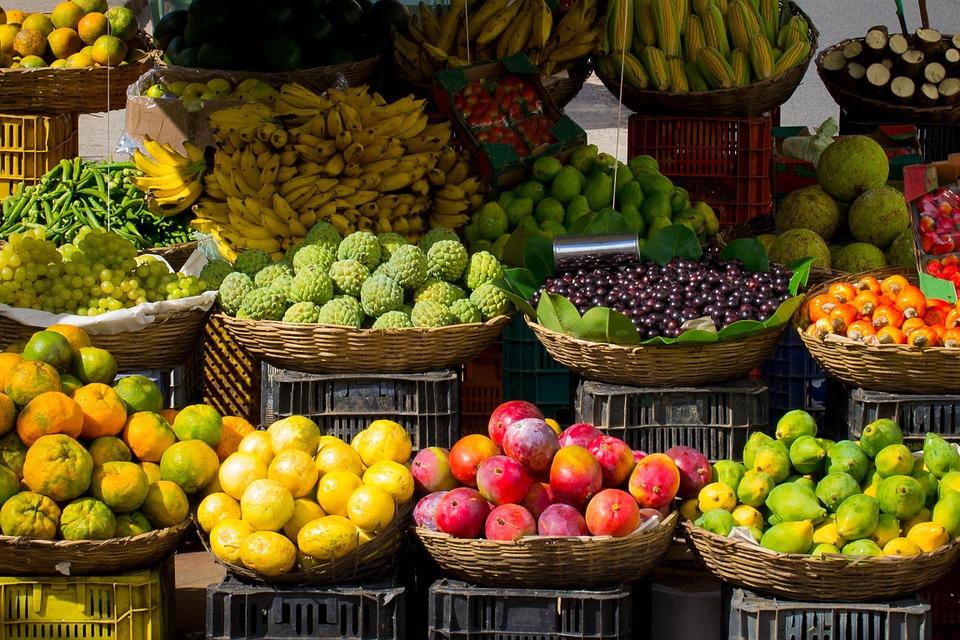 Les marchés de l'île de Noirmoutier